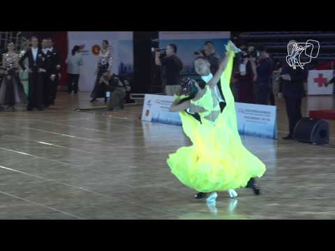 Cheng - Li, CHN | 2014 PD World Standard R1 VW | DanceSport Total