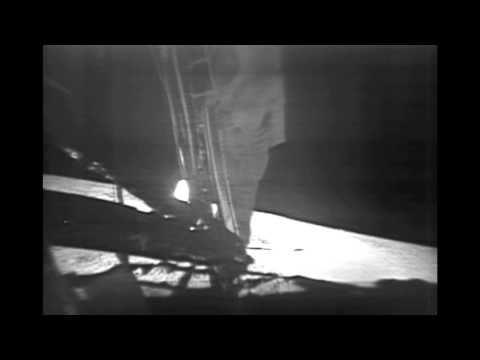 Buzz Aldrin 1969 Moon Landing UNCUT Apollo 11 NASA HD