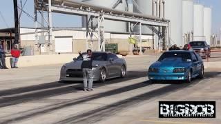 Hozilla GTR vs The World