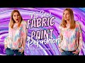 Cover Stains A No Sew Blouse Refashion