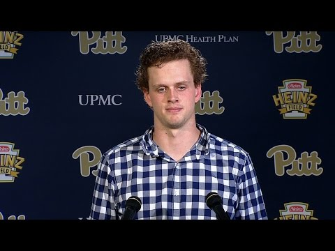 Football | 2017 Spring Game | Max Browne Press Conference