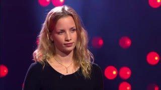 Olivia Zingt blank Space | Blind Audition | The Voice Van Vlaanderen | Vtm