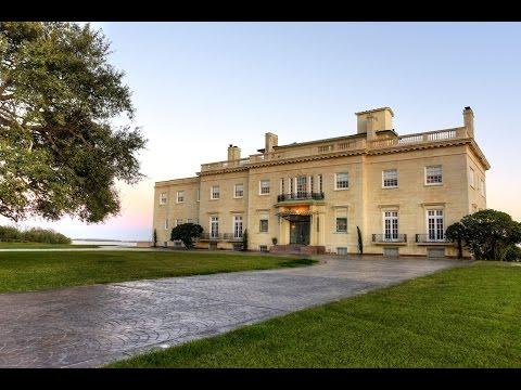 The Governor Ross Sterling Mansion  // Houston/Galveston Bay, TX
