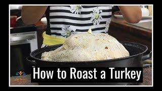 How to Cook a Turkey | How to Roast a Turkey in the Oven | Easy Thanksgiving Turkey Recipe