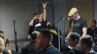 Decry - The Raven - 4th. Annual SGVNA Punk Show