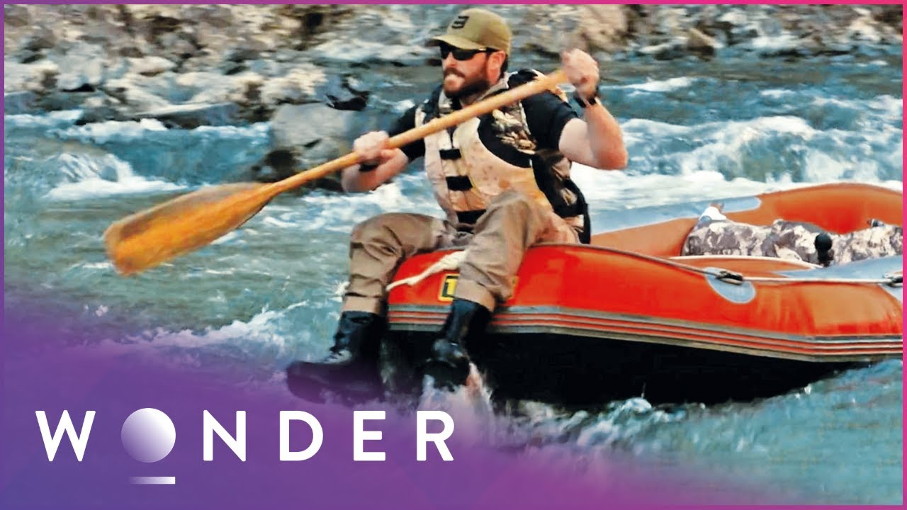 These Brothers Face The Dangerous Alpine Fault In Only A Rubber Raft | Dropped S2 EP2 | Wonder