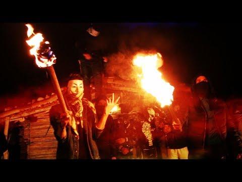 ANTI FLN... ⵣ  (VIDEO CLIP )  - RAYZED Feat DARAS