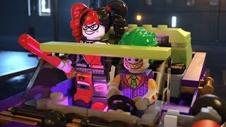 Lego Batman Coche modificado de The Joker (70906)