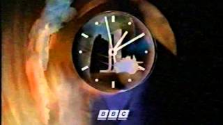 BBC1 closedown 12th June 1995 - David Miles says goodbye - NICAM stereo