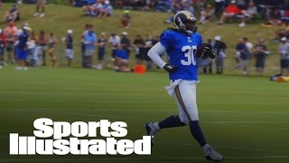 Todd Gurley is just happy to be back in pads and on the field | Sports Illustrated