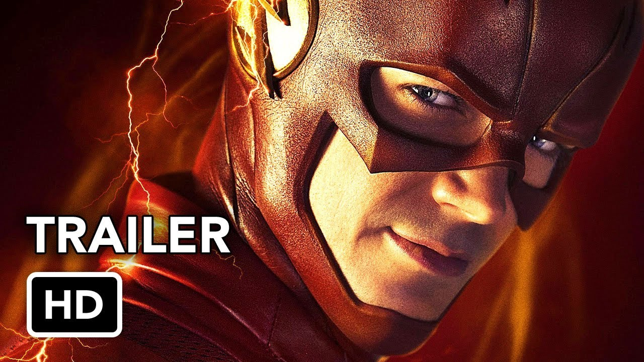 the flash season 5 comic con trailer hd youtube