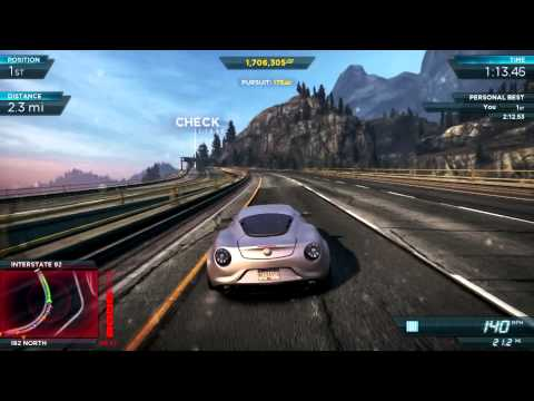 Most wanted 2 - Alfa Romeo 4C 'Park and Country'