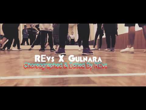 Mr. Eazi Pour Me Water || Choreography By RÉvs || ft. Gulnara || 2017 new || Dance