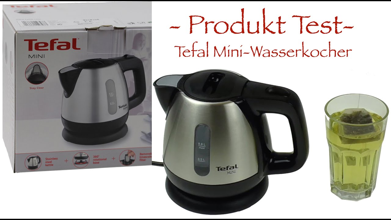 Review Tefal Electric Water Boiler Unboxing Tea Cooking