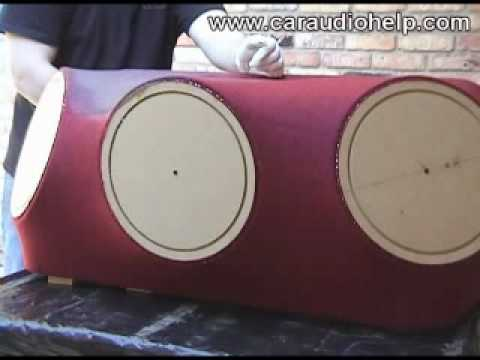 Car Audio Fiberglass Fabrication II