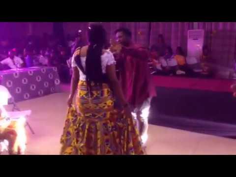 Bra Rapture Performs Kwesi Arthur X Kidi - Don't Keep Me Waiting Cover On Stage