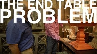 The End Table Problem The Garden Home Challenge With P. Allen Smith