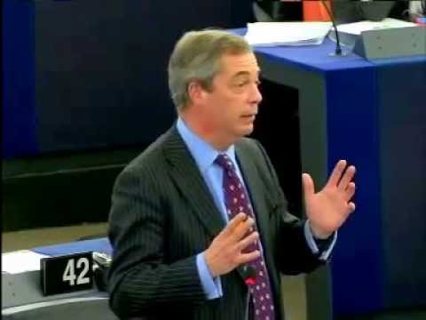 Nigel Farage lambasts EU Council President Donald Tusk as Poland