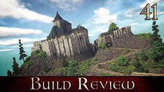Minecraft Build Review 41: santi_92 - Reifenstein (feat. Viggoman)