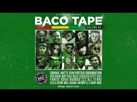 🔥 Baco Tape Vol.3 by DJ Kash [Official Video]
