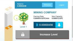Earn 1200 Satoshi every 8 minutes! Highest Paying BTC faucet ever!!