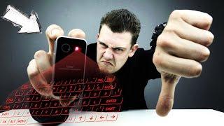 Лазерная Клавиатура с AliExpress  Отстой?