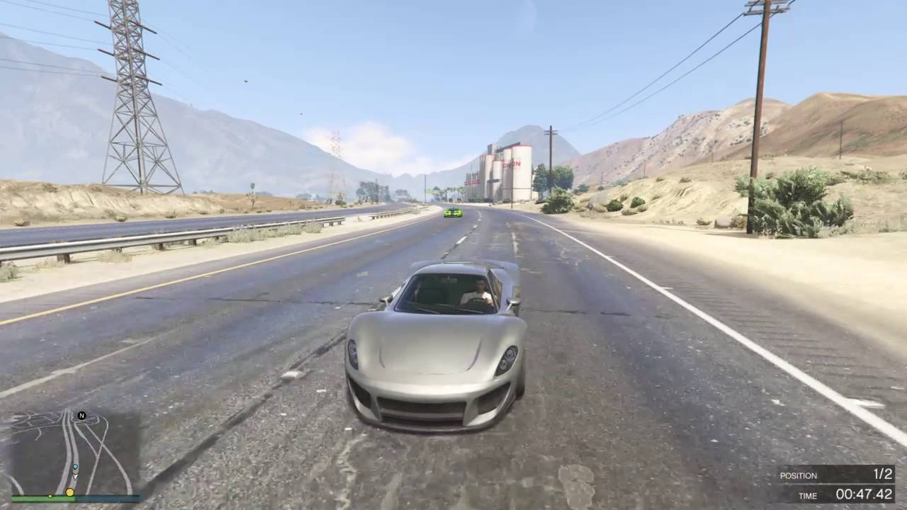 gta 5 top speed drag race pfister 811 vs banshee 900r youtube youtube