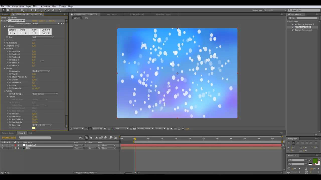 Как сделать видео в after effects фото 887