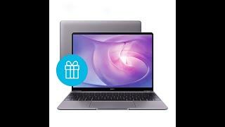Шерлок Холмс, для тебя подарок!!! Обзор нового Huawei MateBook 13!