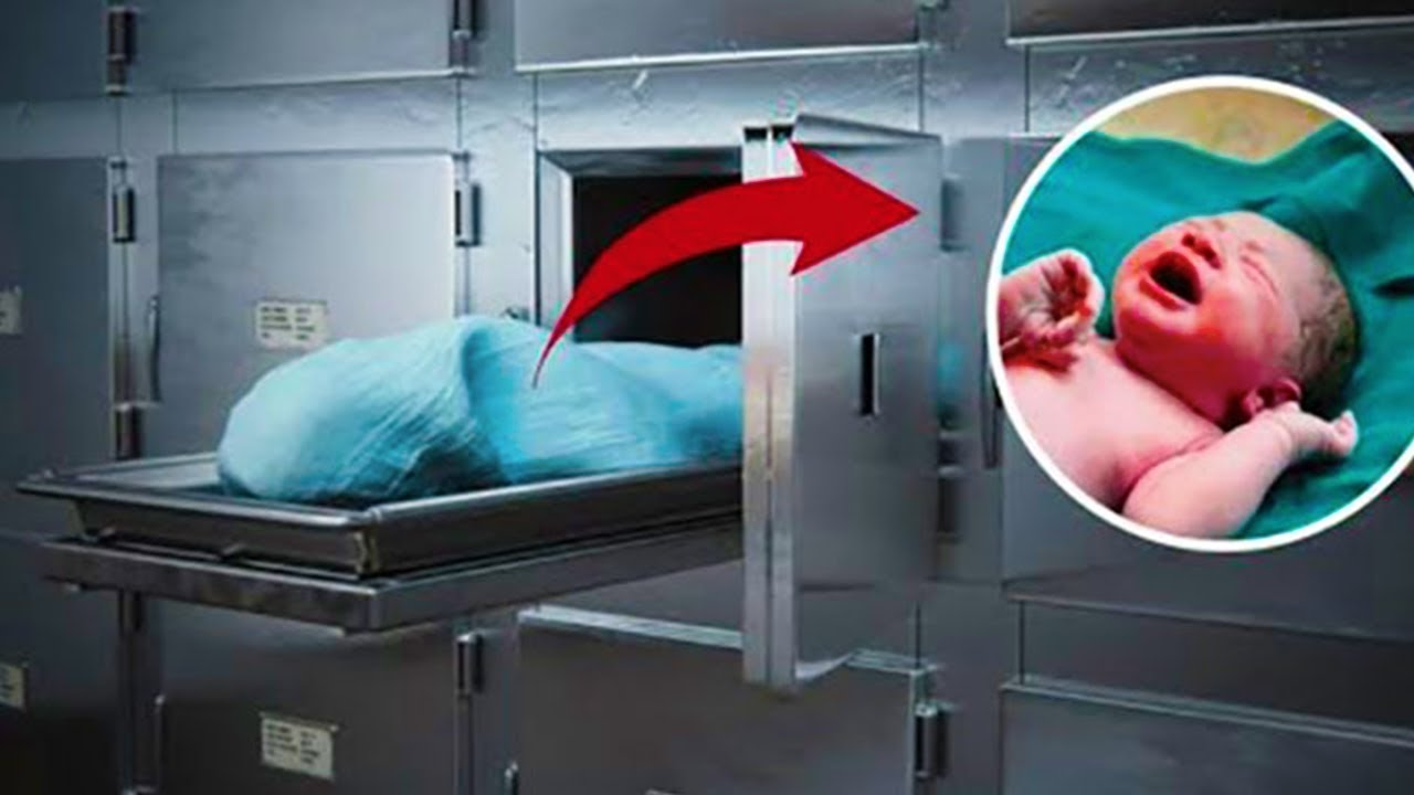 أعتقد الأطباء ان هذه السيدة الحامل قد توفت، ولكن هنا حدثت المعجزة