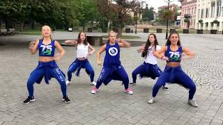 Mi Gente - J Balvin, Willy William - Zumba Choreo by Z DANCE