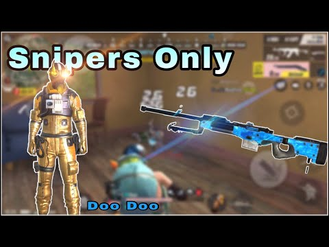 Snipers Only Mode