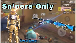 Snipers Only Mode | Ros (Mobile)