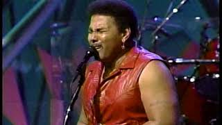"""Neville Brothers Johnny Carson """"1990""""- River of Life/Brothers Keeper"""