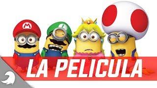 Super Mario en CINES - ¡Nintendo y Universal Studios se Unen! - ¿MINIONS? - Tocby