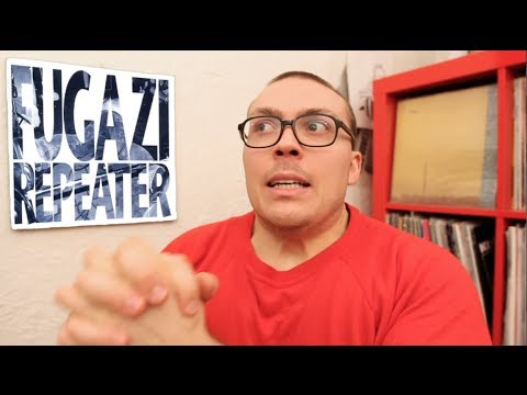 Fugazi - Repeater ALBUM REVIEW