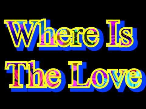 Where Is The LOve RITA (SYREETA) WRIGHT Video Steven Bogarat