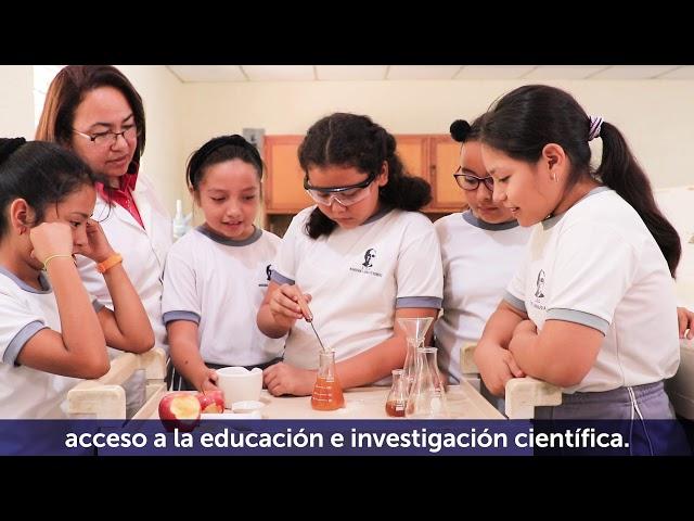 Día Internacional de la Mujer y la Niña en la Ciencia 🧪👧👩🔬