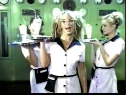 Britney Spears - Your Love Is My Drug (Music Video) - YouTube