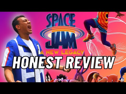 HERE WE GO!!! | Space Jam a New Legacy – Movie Review