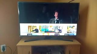 Samsung 4k Smart TV - UN40KU6290
