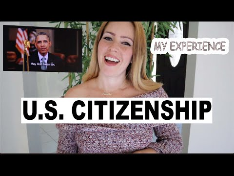 Citizenship Process - How Was It