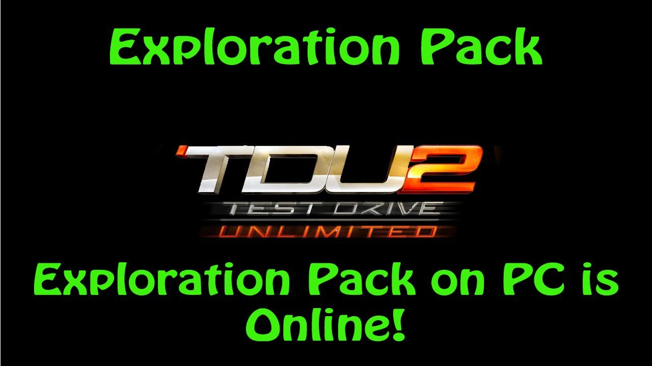 exploration pack tdu2 pc