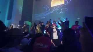 keith ape performing 잊지마 it g ma at spam n eggs live show