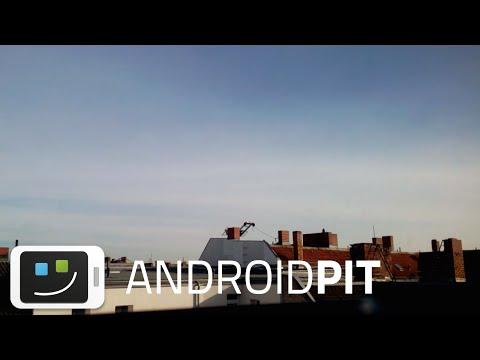 Wiko Darknight - Exemple prise accélérée (time lapse)