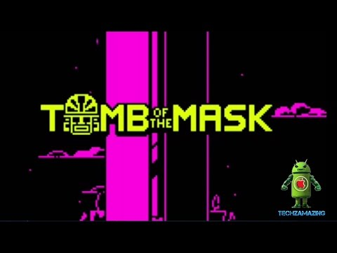 Tomb Of The Mask IOS Gameplay HD