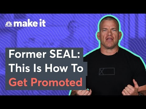 Jocko Willink: How To Get Promoted