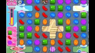 Candy Crush Level 324 - Candy Crush Saga Level 324 - No Boosters