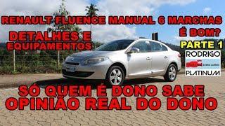 Renault Fluence Керівництво, 6 Передач-Це Добре? Деталі та Обладнання Частина 1