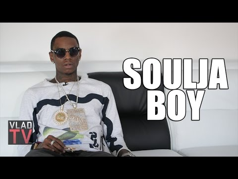 Soulja Boy Says He Would Beat and Shoot Rico Recklezz